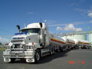 Australian roadtrains