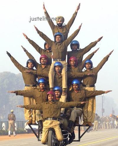 Unusual sport photos