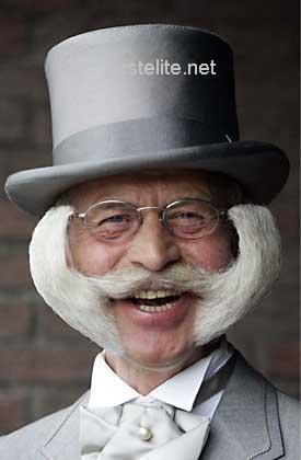 Moustache collection