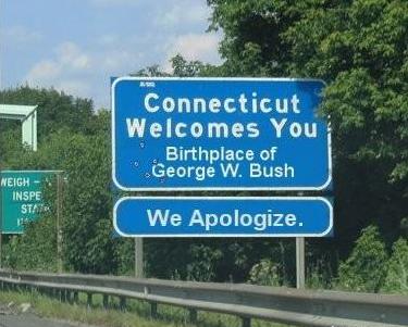 Birthplace of George W. Bush