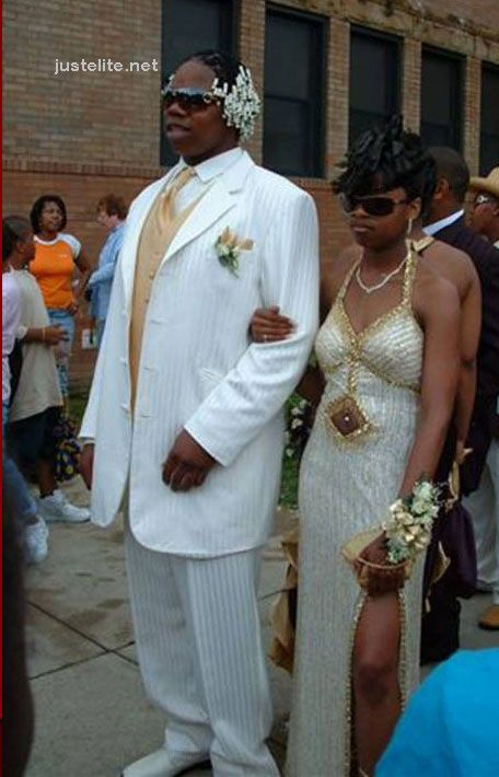 Ghetto Prom Suits