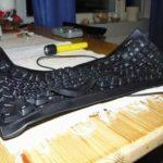 Melt keyboard