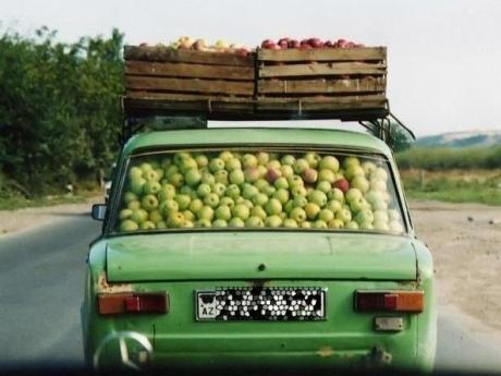 Apple secret transportation
