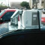 No money for a new air conditioning for cars?