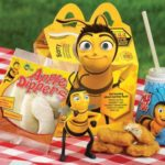 "McDonald's Buzzing About ""Bee Movie"" Happy Meals"