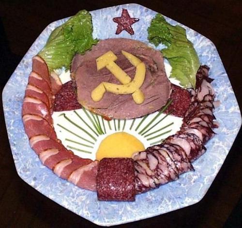 communist food