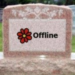 ICQ user's tomb