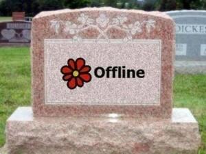 ICQ offline