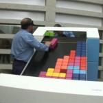 Tetris in real world