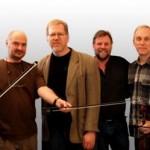 World's First String Quartet for Bluetooth Violin Bow