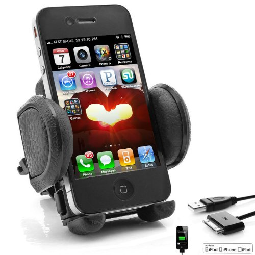 Auto Air Vent Mount for Apple iPhone 4S