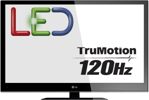 LG 1080p 120Hz LED-LCD HDTV