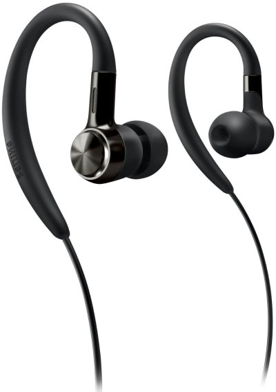 Philips SHS8100-28 Earhook Headphones