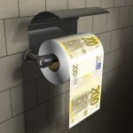 Is Euro in toilet?