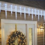 Ice Fringe LED Ice Crystal Icicle