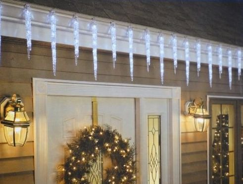 LED ice fringe