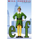 Elf Starring Will Ferrell, James Caan, Zooey Deschanel