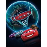 Cars 2 Starring Owen Wilson, Larry The Cable Guy, Michael Caine, et al.