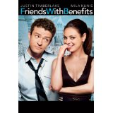 Friends With Benefits Starring Justin Timberlake, Mila Kunis, Patricia Clarkson, et al.