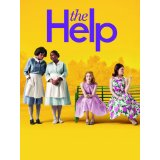 The Help Starring Emma Stone, Octavia Spencer, Jessica Chastain