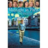 Midnight in Paris Starring Kathy Bates, Adrien Brody, Carla Bruni and Marion Cotillard