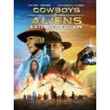 Cowboys & Aliens (Extended Version) Starring Daniel Craig, Harrison Ford, Olivia Wilde and Sam Rockwell