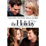 The Holiday Cameron Diaz, Kate Winslet, Jude Law and Jack Black