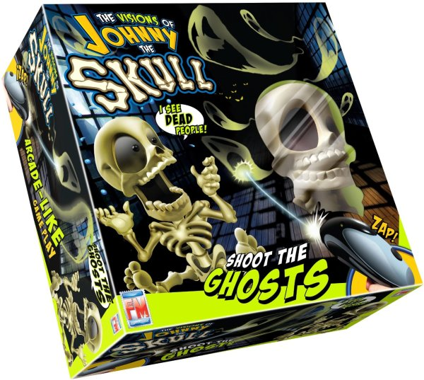 Johnny The Skull box