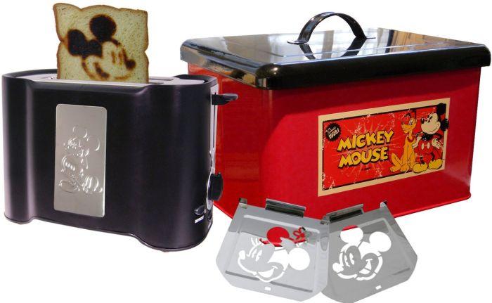Mickey Toaster