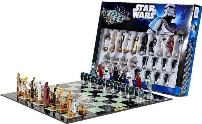 Star Wars 3D Chess