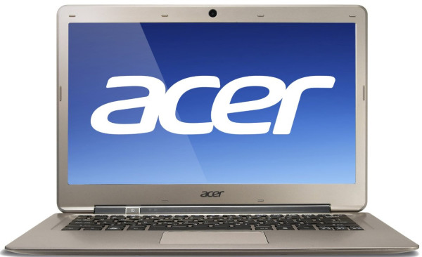 Acer Aspire S3-391-9606 13.3-Inch HD Display Ultrabook (Champagne)