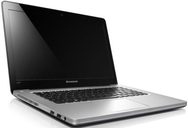 Lenovo IdeaPad U410 43762BU 14-Inch Ultrabook (Graphite Gray)