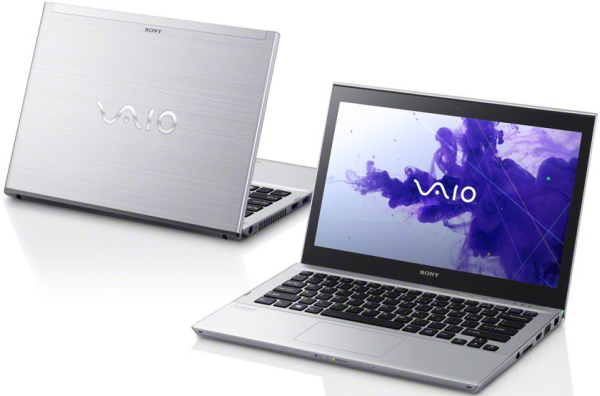 Sony VAIO T Series SVT13128CXS 13.3-Inch Touch Ultrabook (Silver)