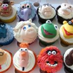 Muppets Cupcakes are Delicious