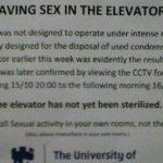 TOP 10 Funny Signs in Elevators