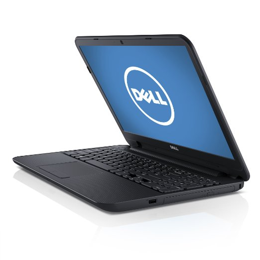 Dell Inspiron 15 i15RV-8526BLK 15.6-Inch Laptop (Black)
