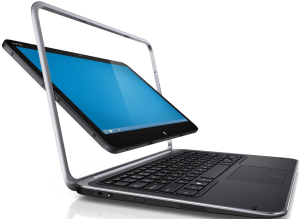 Dell XPS 12 convertible