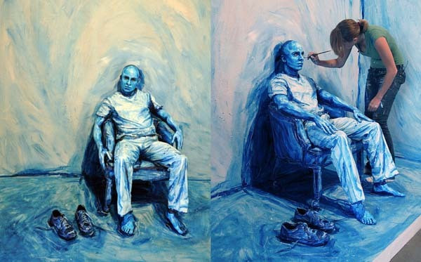 Alexa Meade paints-02