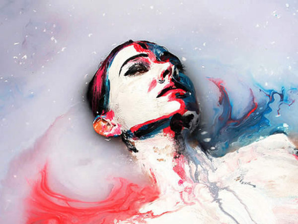 Alexa Meade paints-11