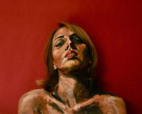 Alexa Meade paints-16