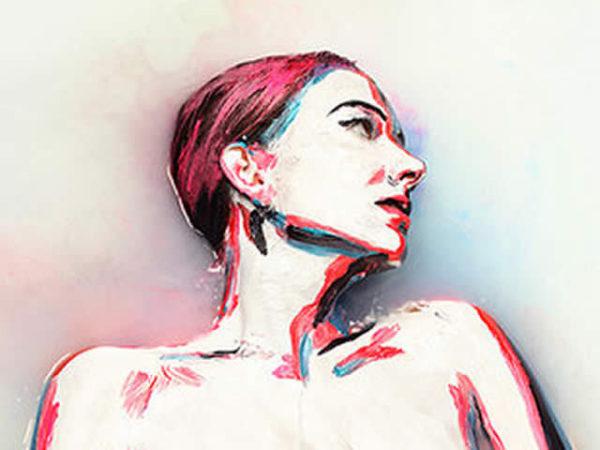 Alexa Meade paints-23