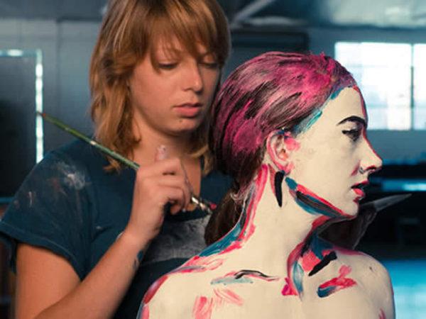Alexa Meade paints-33