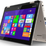 Toshiba Satellite Radius 11 L15W-B1310 2 in 1 Laptop
