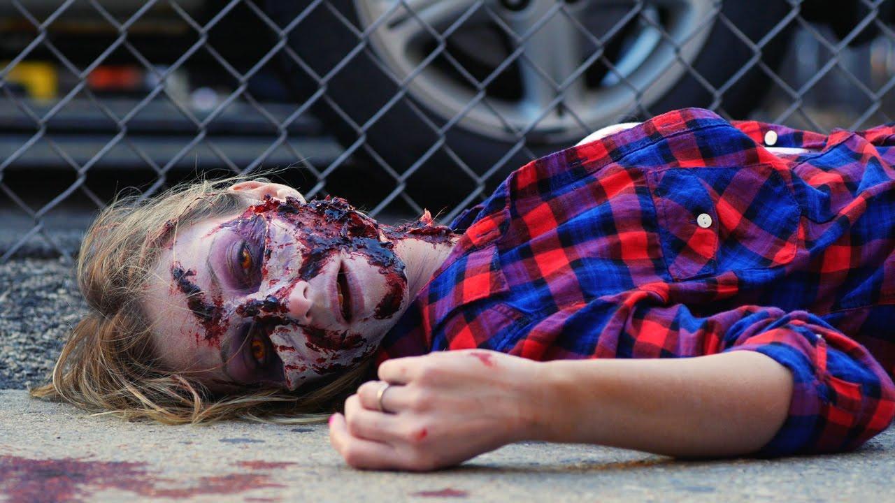 Zombie Homicide Prank Scares