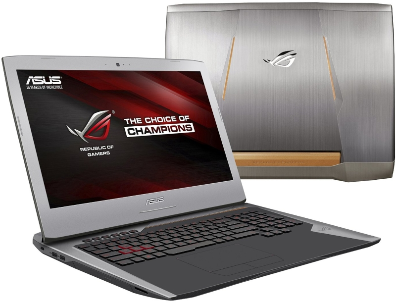 ASUS ROG G752 Cyber Monday discount deal