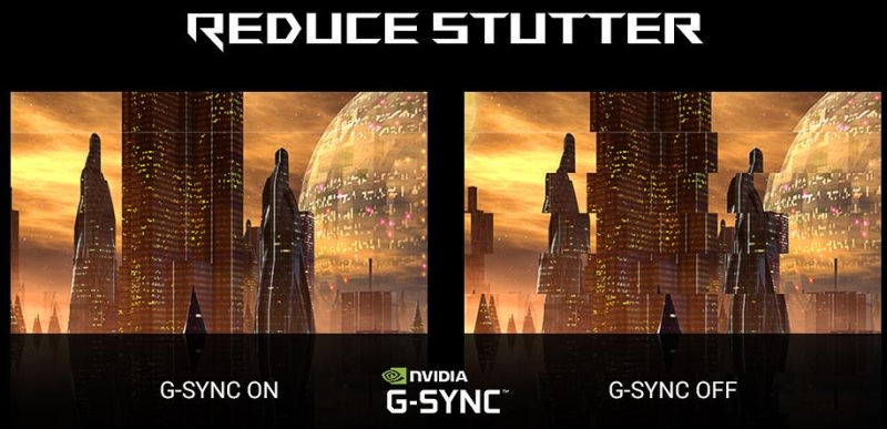 ROG NVIDIA GTX  G-SYNC