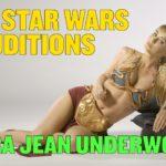 Star Wars – funny auditions – Sara Jean