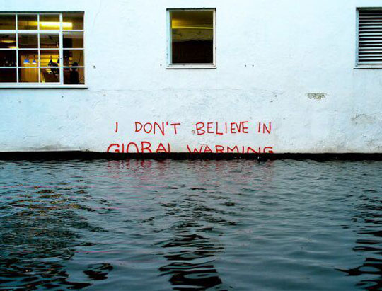 Global Warming believe