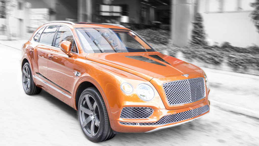 DMC Bentley Bentayga