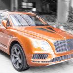 DMC Bentley Bentayga